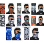Skull Multi Bandana Bike Motorcycle Scarves Face Mask Neck intball CS Ski Sport