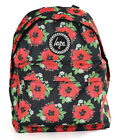 New Hype Backpack Womens Poppy Rucksack School Work Bag