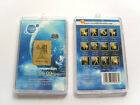 24K Gold-Plated Anti-Radiation Cellphone Sticker Good for Health