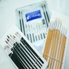 PAINT BRUSH TOUCH UP SET SIZES BRUSH KIT CAR BODYWORK SCRATCH SMART REPAIR NEW