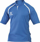 New Gilbert Xact Monochrome Durable Rugby Shirts Players Training & Practice Top
