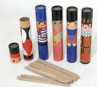 "Disney "" It's a Small World "" Coloured Pencils in Collectors Tube"