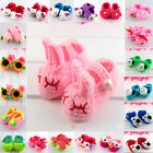 Unisex Newborn Knit Crochet Boots Soft Toddler Shoes Kids Knitted Shoes 21 Style