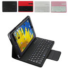 "FM01 Removable Bluetooth Keyboard Faux Leather Case For 7""-8"" Tablet US01"