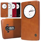 Leather Quick Circle View Smart Case Cover For LG G4 /H810/H815/H818/VS999/F500