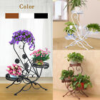 3 TIER 3 Color Floor-Standing Pot Plant Stand Contracted Balcony Flower Planter