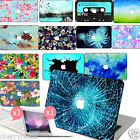 "Laptop Shell Painted Hard RUBBERIZED Case Cover for Macbook Pro 13""15""Air 11""12"""