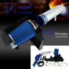 Escalade Silverado Yukon Tahoe 5.3L 6.0L V8 Cold Air Intake+Filter+Heat Shield