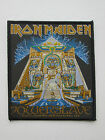 IRON MAIDEN - POWERSLAVE SEW ON PATCH