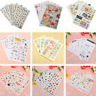 Album Scrapbook Calendar Diary Planner Card Photo Letter Stickers Decoration
