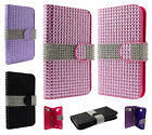 For Paragon Z753G Bling Diamond Wallet Case Flip Pouch Phone Cover Accessory
