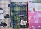John Deere Valance:Tan Blue Green or Pink Camo Tractor Farm NEW