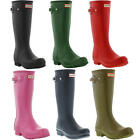 Hunter Original Kids Wellington Boots Rubber Rain Wellies Size UK 13-5