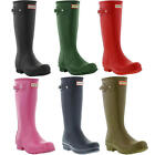 Kyпить Hunter Original Kids Wellington Boots Rubber Rain Wellies Size UK 13-5 на еВаy.соm