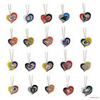 New NFL 32 Teams Fashion Jewelry Swirl Heart Charm Pendant Necklace $7.58 USD on eBay