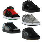 Globe Tilt Trainers Mens Black Leather Skate Shoes Size 7-13