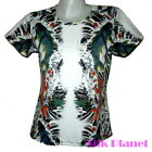 JAPANESE TATTOO KOI FISH T SHIRT TOP ASIAN FINE ART PRINT SYMBOL DESIGN