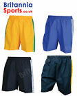 Mens Jogging Running Football Gym Sports Breathable Shorts