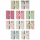 HEAD CASE FRENCH COUNTRY PATTERNS LEATHER BOOK WALLET CASE FOR SAMSUNG PHONES 1