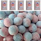 Kingsway Fizzy Bubblegum Balls Wedding Kids Party Sweets - 9 Different Bag Sizes