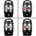 Choose Your NCAA Team 1 Gallon Insulated Plastic & Stainless Steel Tailgate Jug