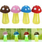 Office Summer Aroma LED Humidifier Mushroom Air Diffuser Purifier Atomizer OE