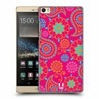 HEAD CASE DESIGNS PSYCHEDELIC PAISLEY HARD BACK CASE FOR HUAWEI P8MAX