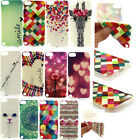 New Printed Rubber Gel Soft Tpu Back Case Cover For Apple iPod Touch 5 5th