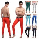 Neu Mode Sexy Herren Long Johns Hose Unterwäsche Stretch Pajamas M-L-XL KPNK137