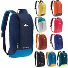 New Backpack Rucksack Small 10L Light Unisex Comfortable Hiking Quechua