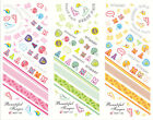 3IN1 New Popular Vintage style Nail Art Decals Manicure Water Transfer