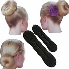 Womens Ponytail Holder Twist Clip Stick Bun Braid Tool Maker Hair Accessories