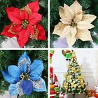 Artificial Flower Christmas Tree Decorations Xmas Party Wedding Home Ornament