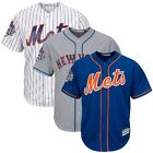 2015 New York Mets Official World Series Cool Base Jersey Men's