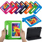 Safety Kids Handle Stand Shock Proof Heavy Duty EVA Foam Case Cover For Samsung