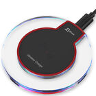 JETech Wireless Charger Qi Charging Pad for iPhone XS Max XR Galaxy S10+ S9+