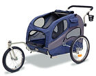 HOUNDABOUT DOG CAT PET BICYCLE BIKE TRAILER CART CARRIER STROLLER KIT SOLVIT NEW