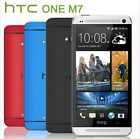 Original  Htc One M7 32gb Unlocked Gsm  Wifi Smartphone Android 4g At&t T-mobile