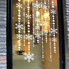 Christmas Decoration Snow Flake Sign Wall Stickers / Wall Decals / Wall Mural