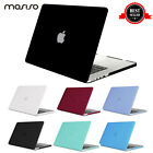 Mosiso Shell Cover Case for Macbook 12 Pro 13 15 13.3 15.4 year 2013 2014 2015