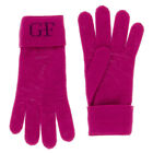 Gianfranco Ferre GUA01041   Wool Blend Knitted Gloves