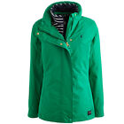 Joules Womens Weatherall 3 in 1 Jacket Bright Green - UK 8 & 18