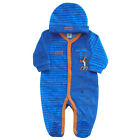 NEW DISNEY BABY TIGGER SOFT VELOUR SLEEPSUIT BABYGROW WITH HAT AGE 1 - 6 MONTHS