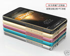New For Huawei honor 7 Aluminum Metal Bumper Frame Hard PC Back Thin Case Cover