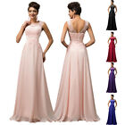 PLUS SIZE 2-26 Sexy Deep V Back Evening Dresses Sequined Mermaid Long Prom Gowns