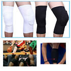 NEW 2x Knee Pad Protector Leg Patella Calf Support Guard Sleeve Brace Basketball
