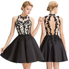 NEW Mini Graduation Party Ball Gown Evening Masquerade Cocktail Short Prom Dress