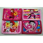 NEW Sexy Betty Boop Girls Kids Women Purse Coins Wallet Party Bag Gift + GIFT £2.18 GBP on eBay