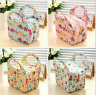 Cartoon CUTE Waterproof Thermal Picnic Cooler Lunch Bag Storage School Tote Box