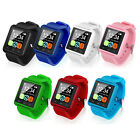 Bluetooth Stylish Wrist Watch Phone Mate For Android IOS Samsung iPhone LG
